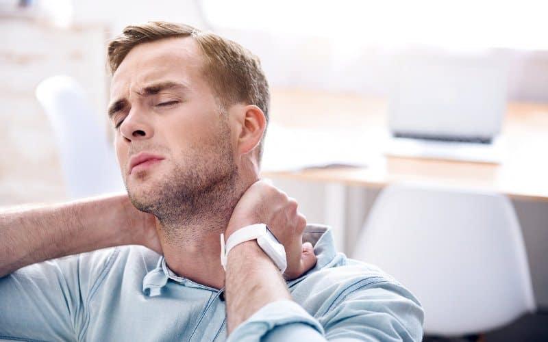 Brisbane Massage Neck Uneasy