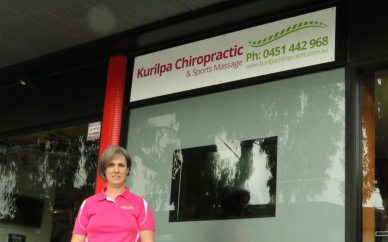 Dr. Adele Lorigan (Chiropractor)