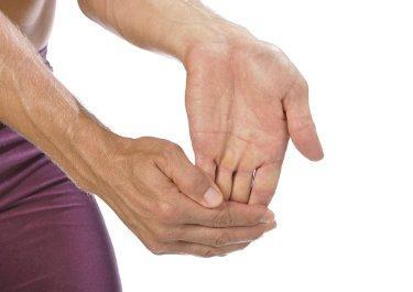 Wrist Stretch Downwards
